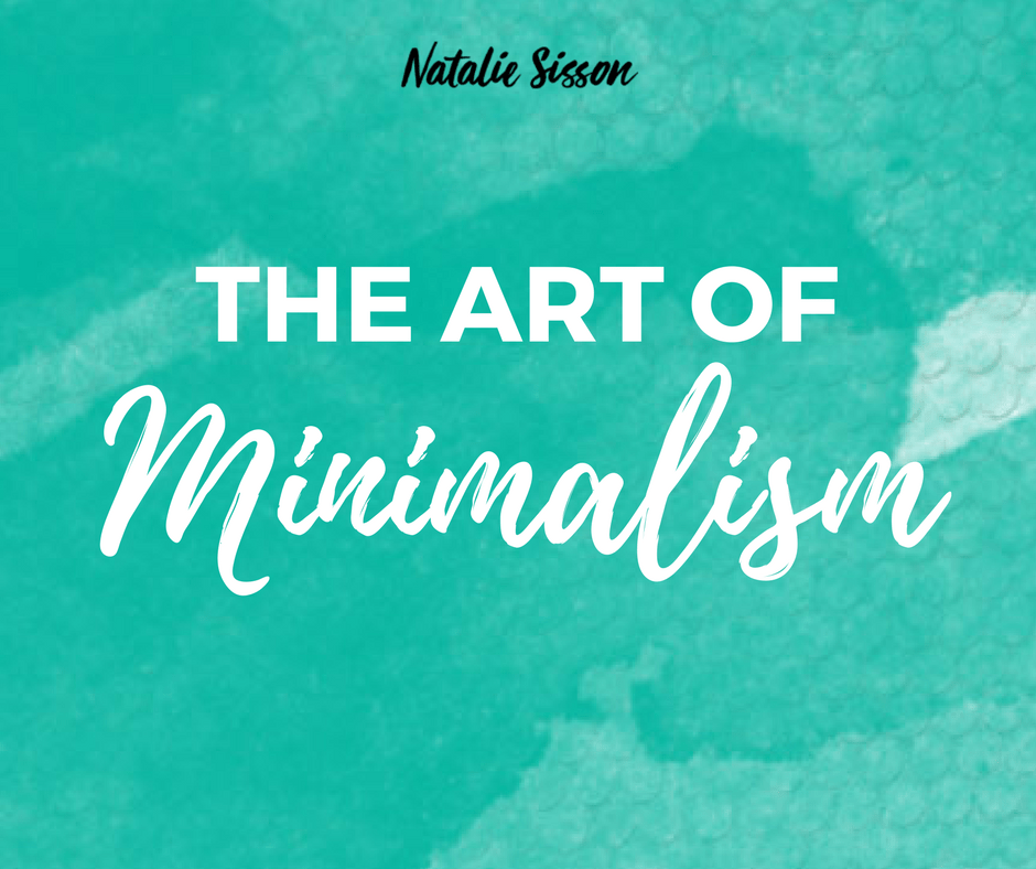 The Art of Minimalism
