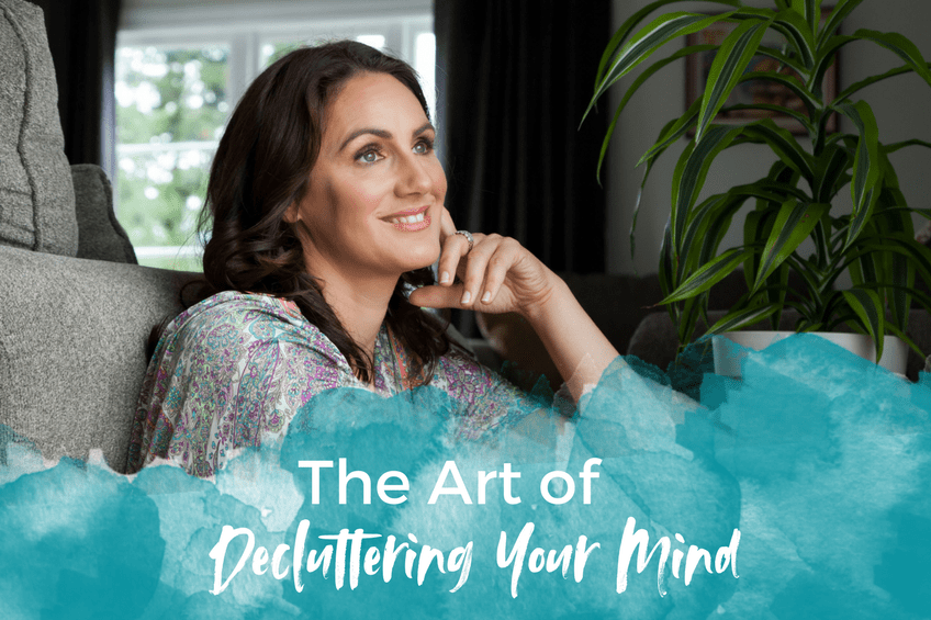 The Art of Decluttering Your Mind