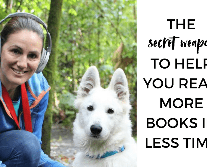 The secret weapon to help you read more books in less time