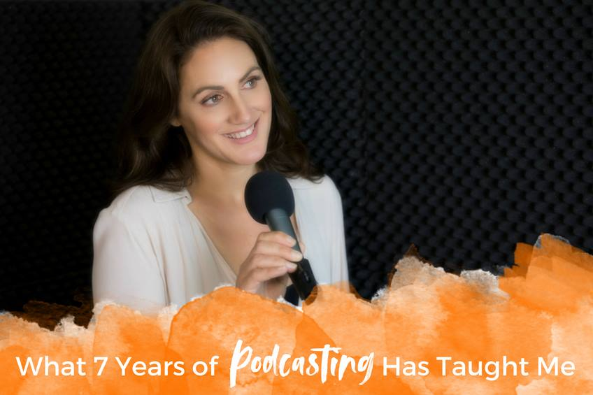 What 7 Years of Podcasting Has Taught Me