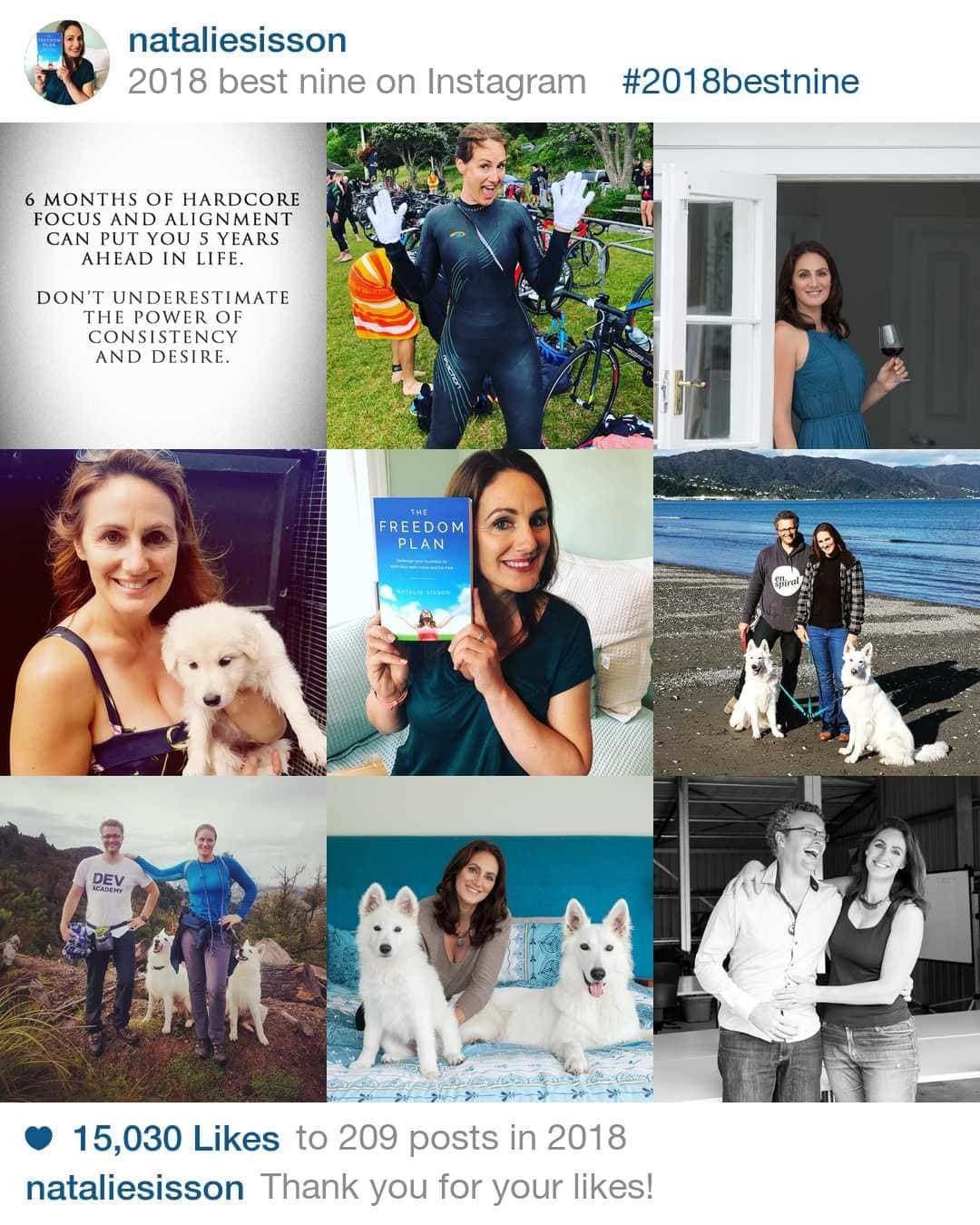 Best posts of 2018 on Instagram - My 3 Step Year End Process