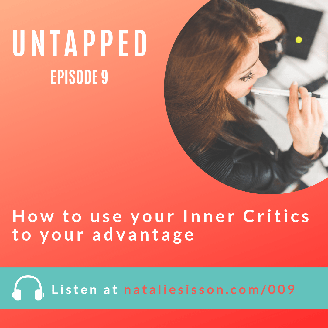 How to Use Your Inner Critics to Your Advantage
