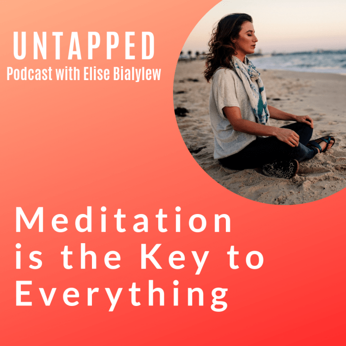 Meditation is the Key to Everything