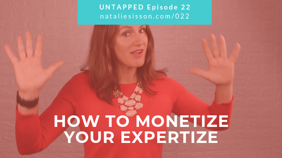 How to Monetise Your Expertise