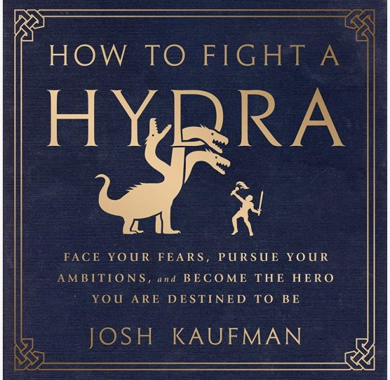 How to Fight a Hydra 556x542 - Best Books of 2019 for Mindset and Motivation