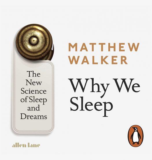Matthew Walker 526x556 - Best Books of 2019 for Mindset and Motivation