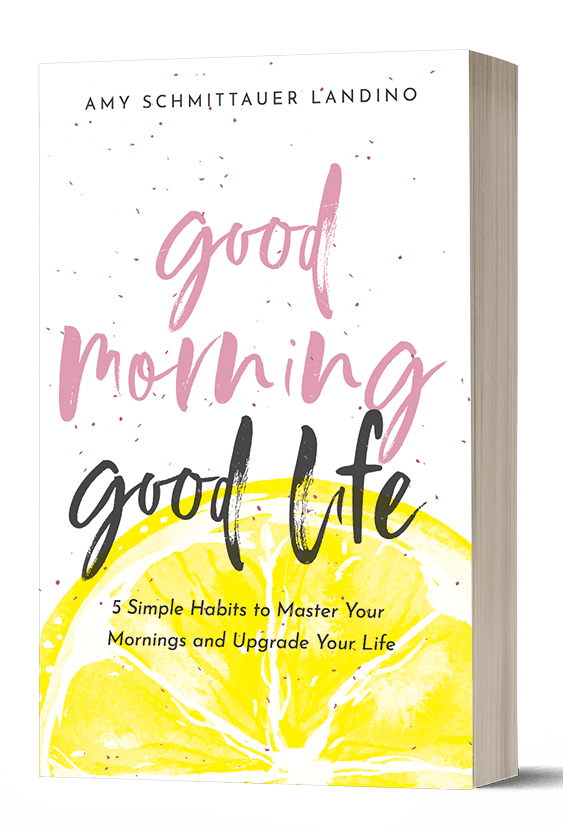 AmyLandino - The Power of Morning Routines to Lead a Good Life